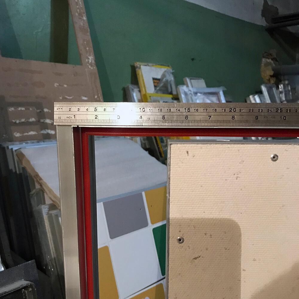 Размер люка Евроформат ЕТР 60х40